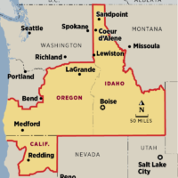 5 conservative areas vote to secede from blue state