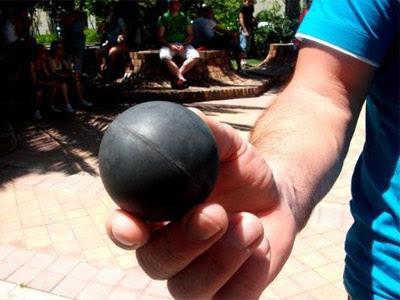 El Gobierno recalca que la Policía seguirá utilizando pelotas de goma.