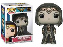 POP! HEROES: WONDER WOMAN SEPIA EXCLUSIVE