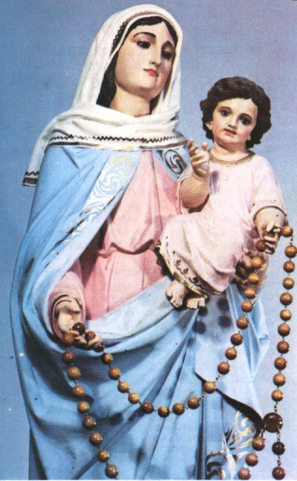 Maria del Rosario de San Nicolas