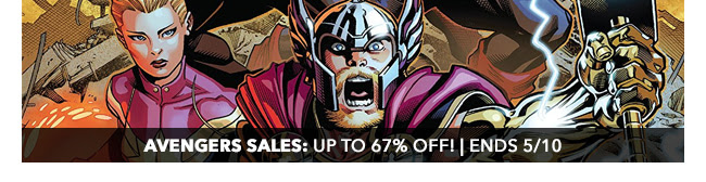 Up to 67% off Avengers, Thanos and more! | Ends 5/12