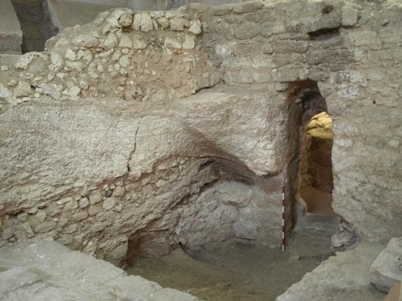 Jesus' House? 1st-Century Structure May Be Where He Grew Up