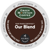 Green Mountain Our Blend Keurig® K-Cup® coffee