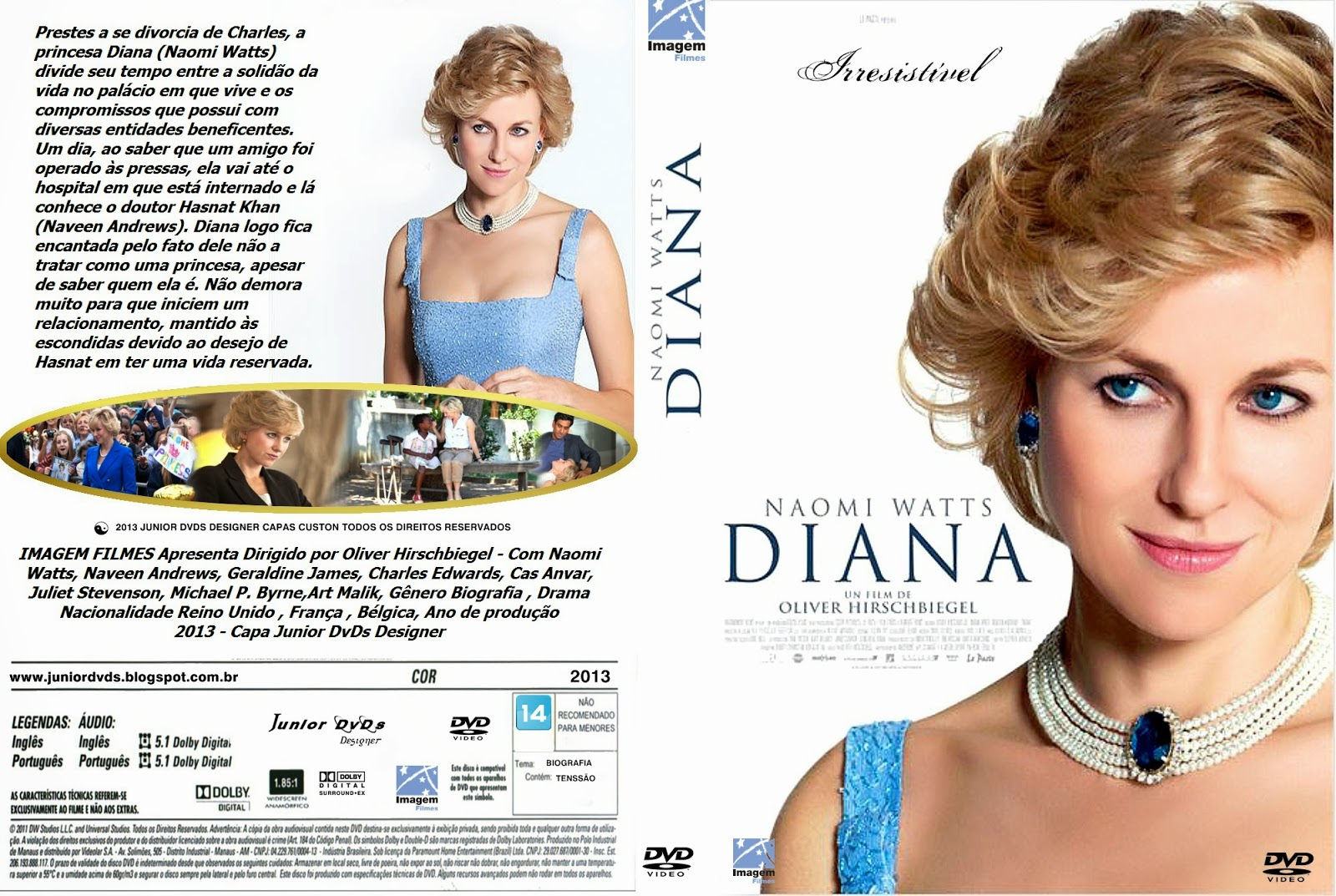 Diana Torrent – BluRay Rip 1080p Dublado 5.1 (2014)