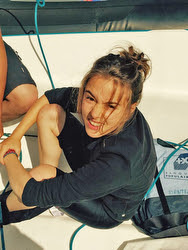 Ciciline Vitel- Women's J/80 Champion in France