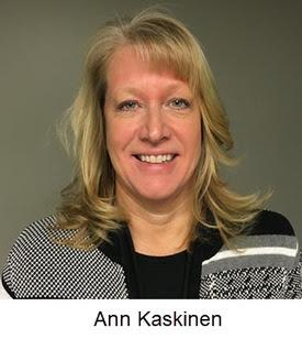 Ann Kaskinen, MeL Engagement Specialist