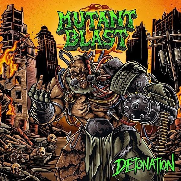"MUTANT BLAST: Sign to Wormholedeath & Announce ""Detonation"" EP – R o c k  'N' L o a d"
