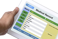 Electronic health record (Credit: CDC)