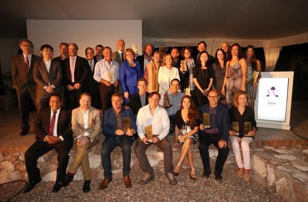 The Winners of the 2016 AWA!