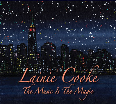 Lainie Cooke The Music Is the Magic