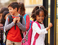 Back to School With Healthy Habits