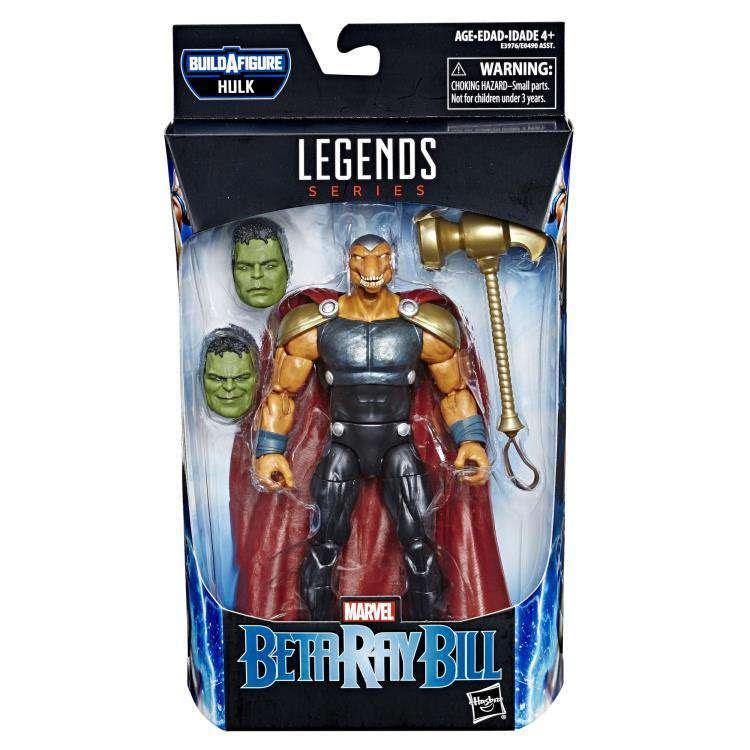 Image of Avengers: Endgame Marvel Legends Beta Ray Bill (Hulk BAF) - Wave 2