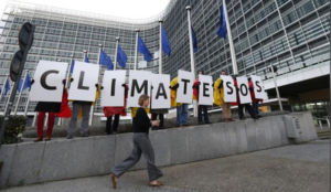 Europeans are more concerned about climate change than about jihad terrorism