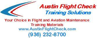 Austin Flight Check ad