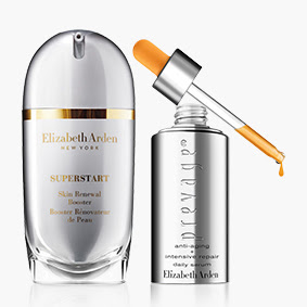 SHARE YOUR BEST  Super-power kit smooths and completely rejuvenates.  ONLINE ONLY