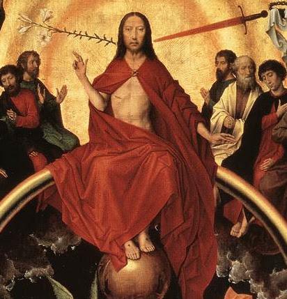 Christ Handing the Keys to St. Peter