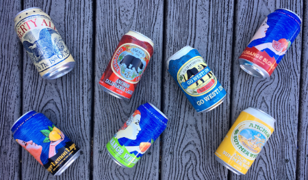 ANCHOR CANS FOR SUMMER!