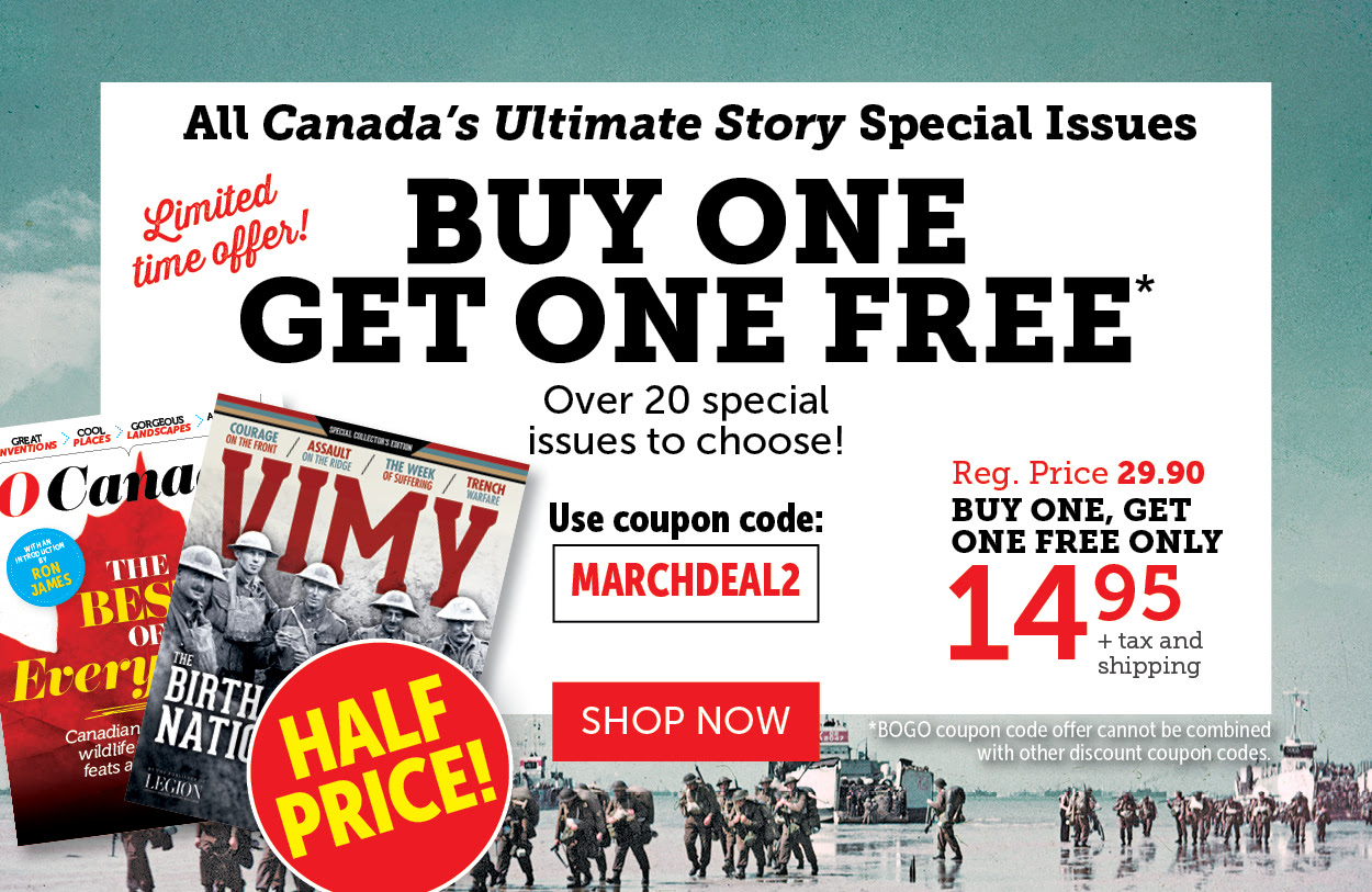 Buy one - Get one FREE!