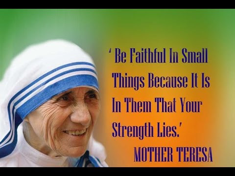 Image result for sayings of mother teresa of calcutta