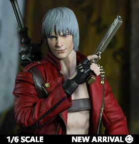 Devil May Cry 3 Dante 1/6 Scale Figure