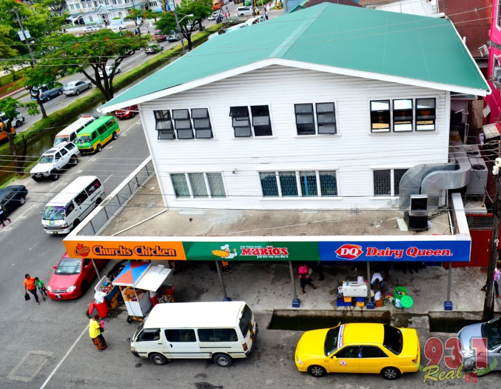 In recent years , a string of international food chains have opened doors in Guyana , with some of the popular outlets opening multiple branches in Georgetown and other parts of the country.