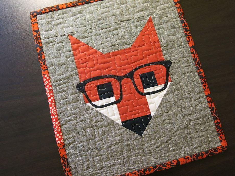 ohfransson-fancy fox quilt