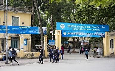 Trường ĐH Kinh tế - ĐHQG. Nguồn: Shutterstock.com