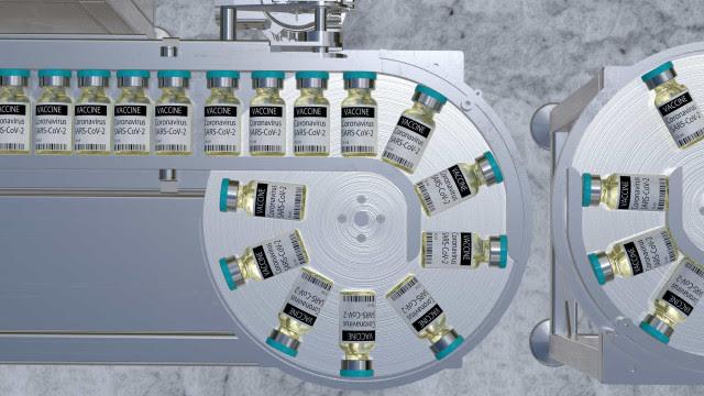Fiocruz entregará menos doses da vacina contra covid-19 em abril