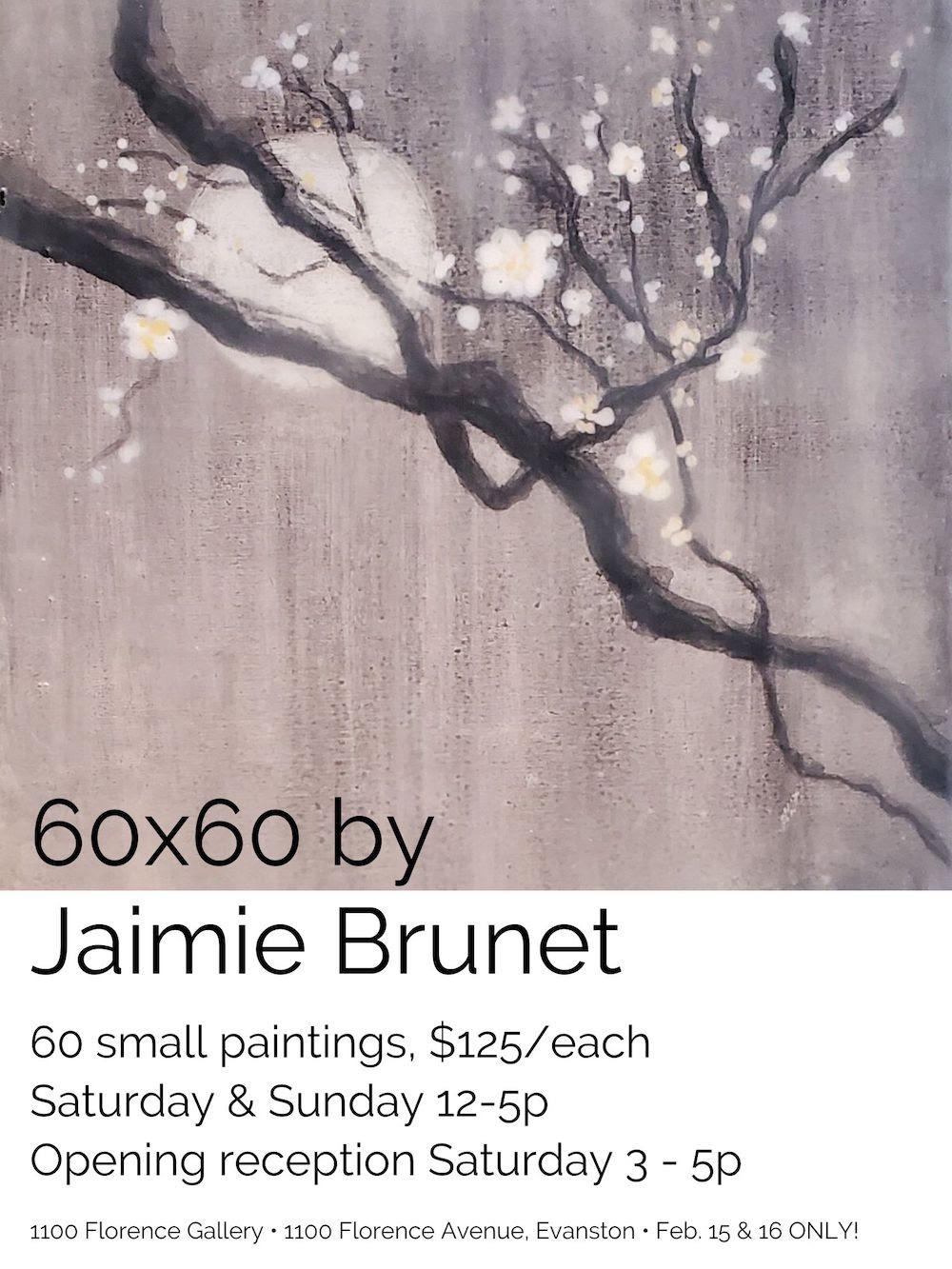 Jaimie Brunet Evanston Art