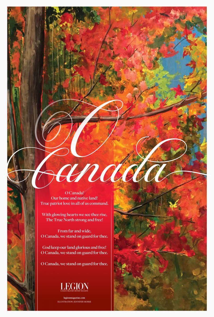 O Canada Posters V1