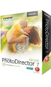 PhotoDirector 7 Deluxe Giveaway