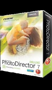 PhotoDirector 7 Deluxe Giveaway