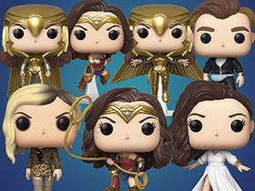 Pop! Heroes: Wonder Woman 1984