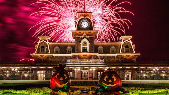 Mickey's Not-So-Scary Halloween Party at Magic Kingdom® Park