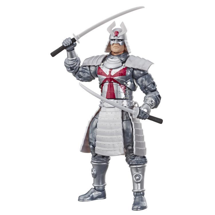 Image of X-Men Retro Marvel Legends 6-Inch Action Figures- Silver Samurai - AUGUST 2019