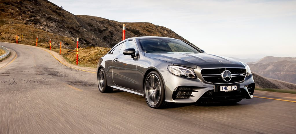 Car vs Road – Mercedes-AMG E53 Coupe