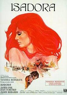 Isadora 1968 film poster.jpg