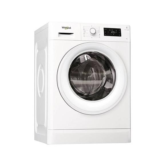 Házimunka szeretettel - Whirlpool FWG81284W EU elöltöltős mosógép, A+++ 8kg kapacitás
