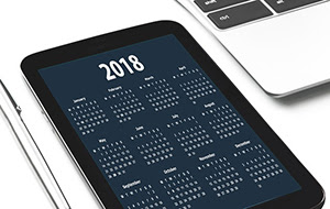 CENZ calendar