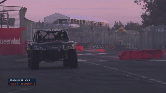 Stadium Super Truck - Race 1 Highlights