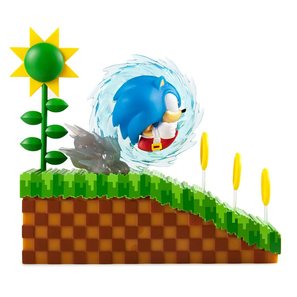 Sonic the Hedgehog Collectible Art Figure