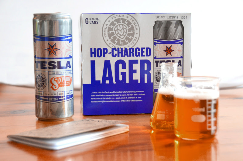 Sixpoint Tesla: A Hop-Charged Lager