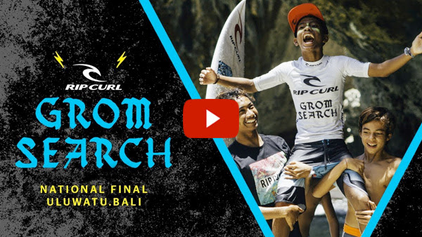 GromSearch National Final - Uluwatu Bali