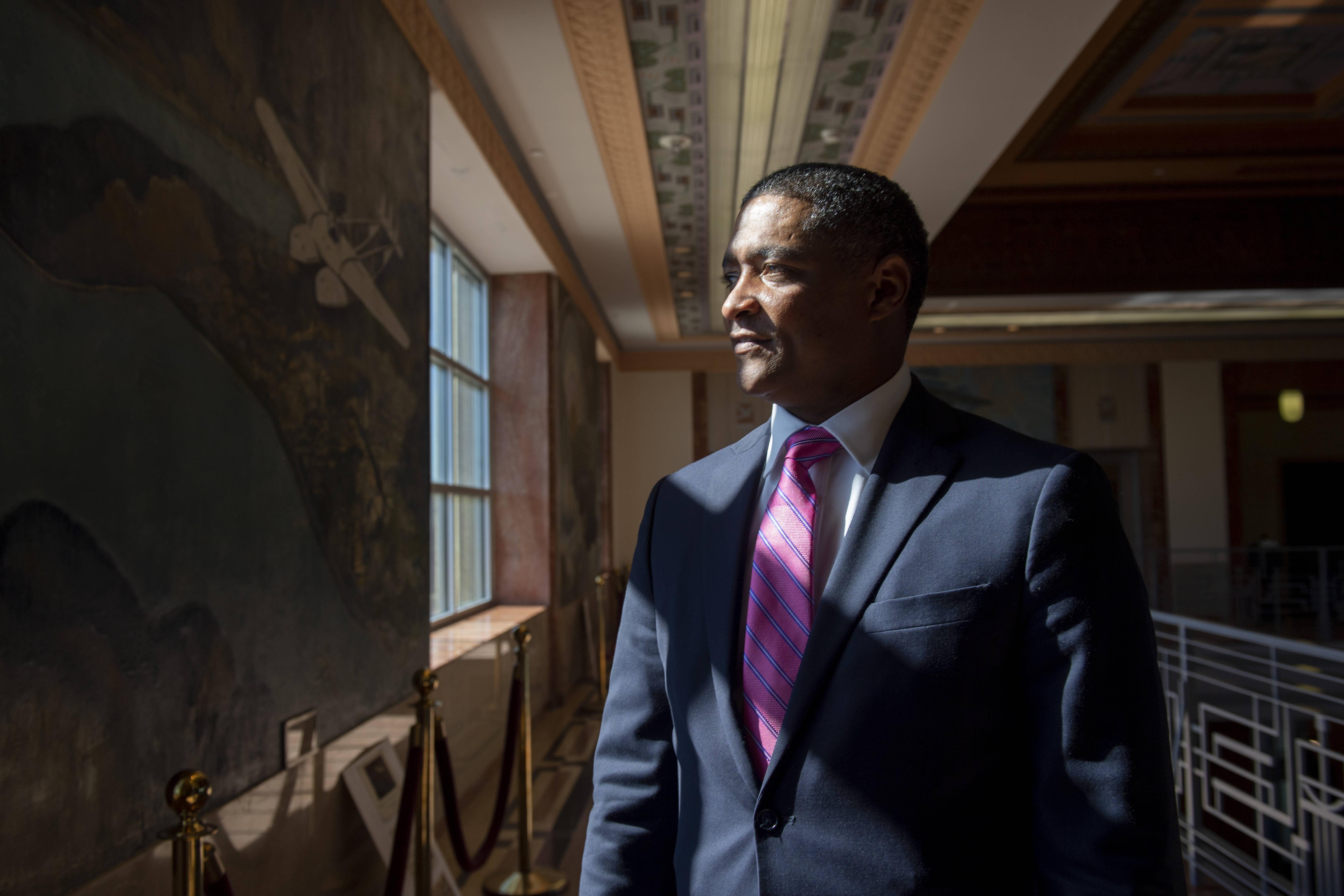 Rep. Cedric L. Richmond (D-La.) (Chris Granger/The Times-Picayune/The New Orleans Advocate via AP)