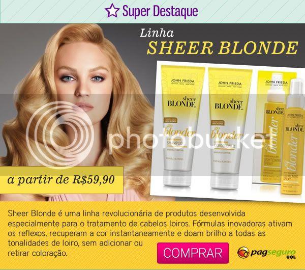 Linha Sheer Blonde