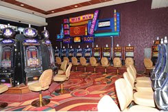 Resorts World Casino at Aqueduct when it opened in 2011