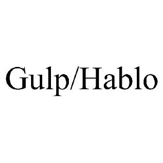 GULP/HABLO Trademark of T Edward Wines, LTD - Registration Number 5698991 -  Serial Number 87790040 :: Justia Trademarks