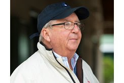 Hall of Fame trainer Shug McGaughey