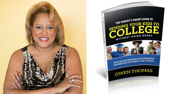 Gwen Thomas, author of The Parent's Guide to Sending Your Kids to College