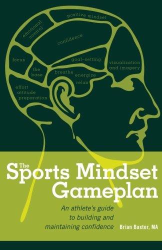 Sports Mindset Gameplan - sport psychology workbook
